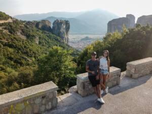 Mosteiros - Meteora - Grécia