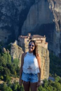 Mosteiros - Meteora - Grécia - Varlaam