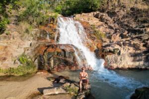 Aurora do Tocantins Cachoeira do Sombra