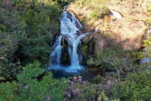 Cachoeira das Andorinhas Aurora dos Tocantins
