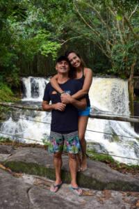Cachoeira do Santuário - Presidente Figueiredo
