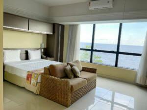 Hotel Tropical Executive, praia de Ponta Negra