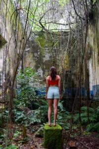 Ruínas de Paricatuba - Manaus