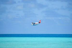 Hidroavião Ilhas Maldivas