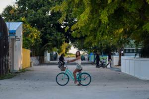 Ilha local Maldivas - Baa Atoll - Dharavandhoo