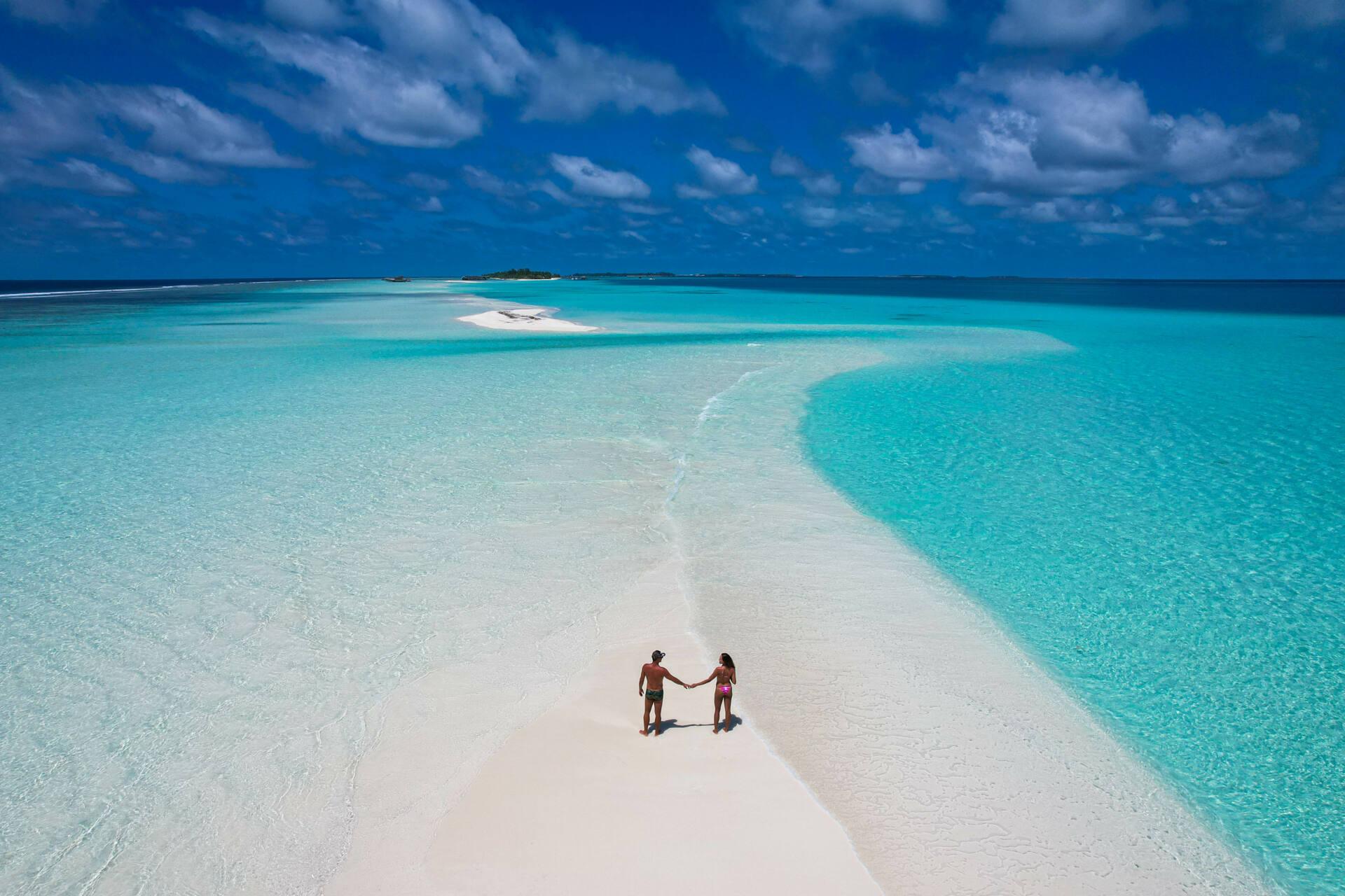 Dhigurah - Ilhas Maldivas